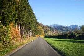 Radtour in Österreich