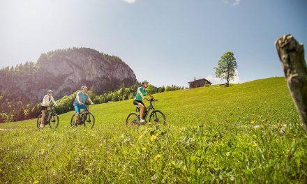 E-Bike Traumtouren im Salzburger Saalachtal