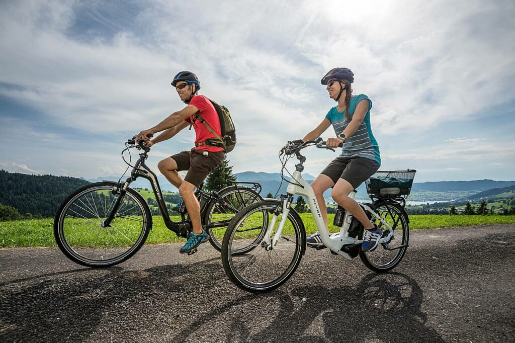 Tiefeinsteiger Fahrräder Ratgeber