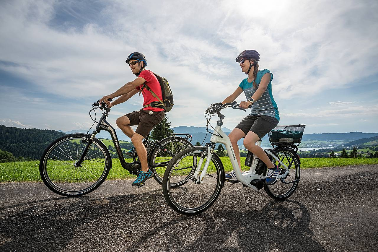 Tiefeinsteiger Fahrrad: Modern, sportlich, offroad‐tauglich