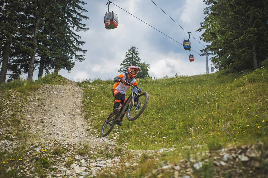 Bikepark Semmering Downhill
