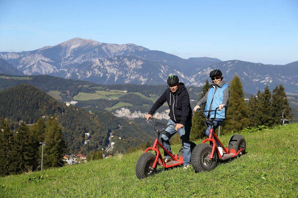 Monsterroller Bikepark Semmering