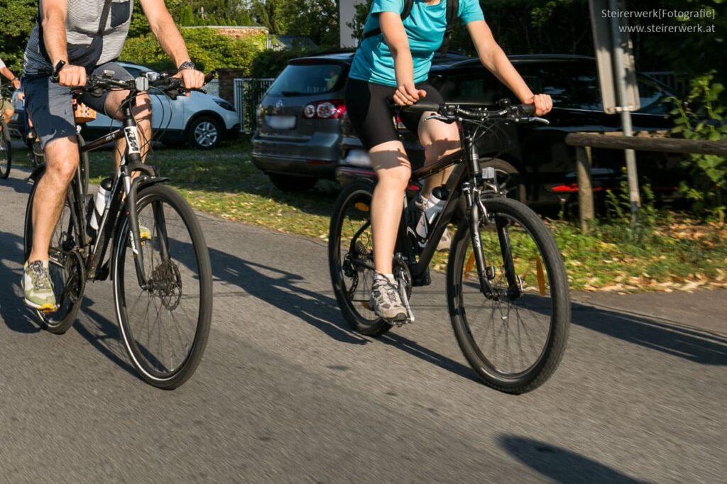 Radfahren Gesundheit Gründe