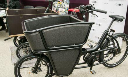 Transport-Fahrrad: Als Rad für Familien und Firmen im Trend