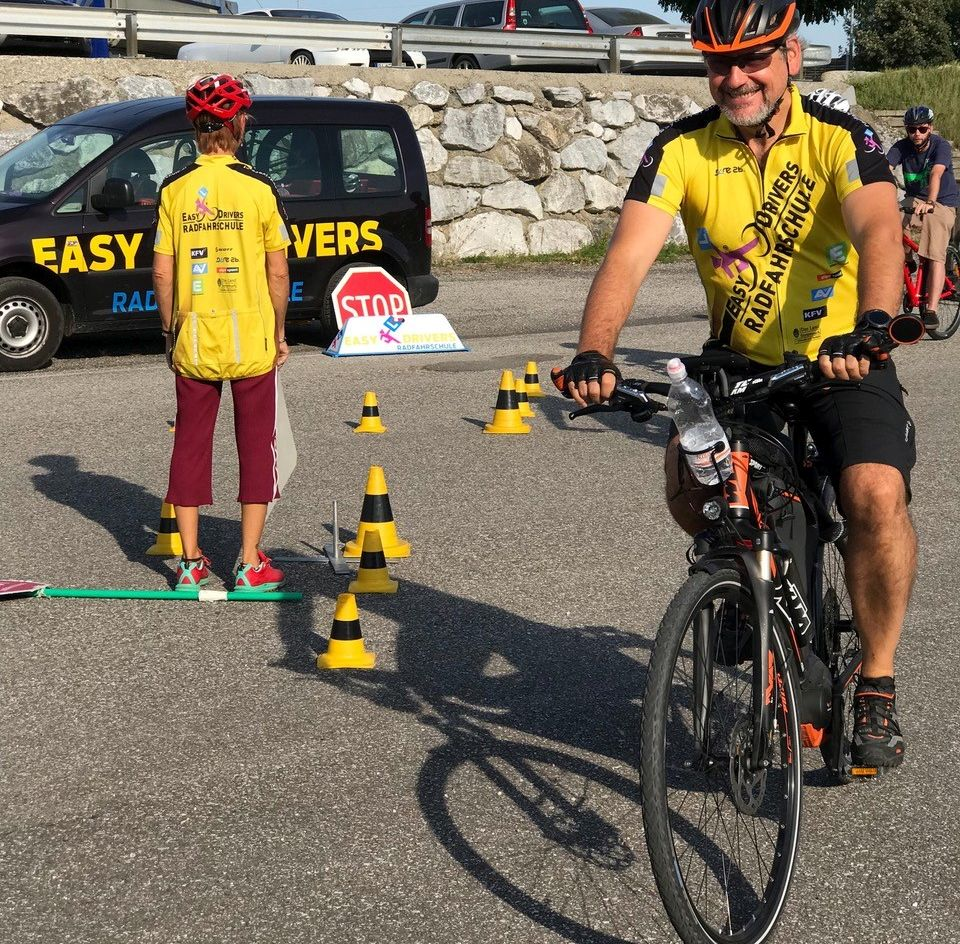 Bund fördert Ausbildung zum Radfahrlehrer